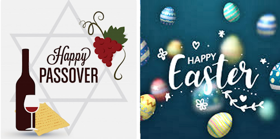 Passover and Easter Greetings from the ASPJ - Australian